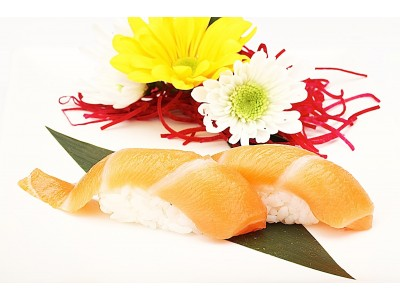 SALMON (Nigiri or Sashimi)