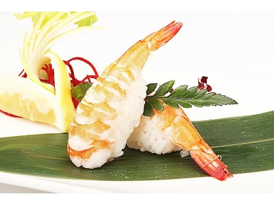 SHRIMP (Nigiri or Sashimi)