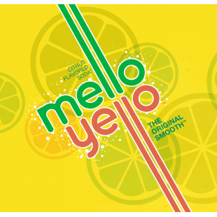 Mello Yello Soda Soft Drink
