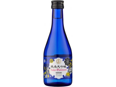 Ozeki Sake Junmai Daiginjo Platinum 300ml