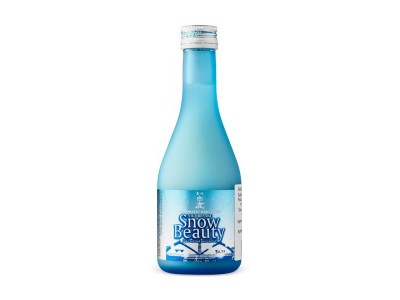 SNOW BEAUTY JUNMAI NIGORI SAKE 300ml