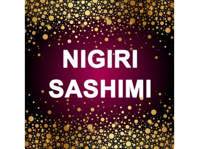 NIGIRI & SASHIMI