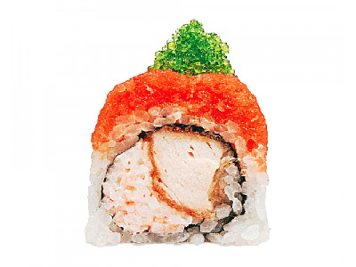 CHICKEN CRAB DIY ROLL